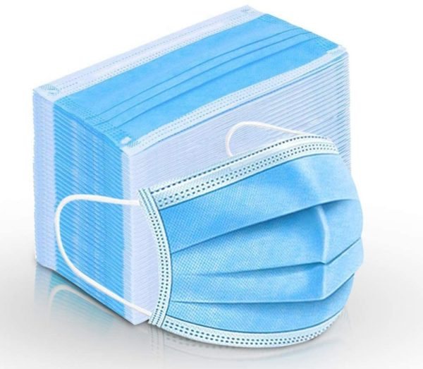 3 Ply Surgical Mask 1