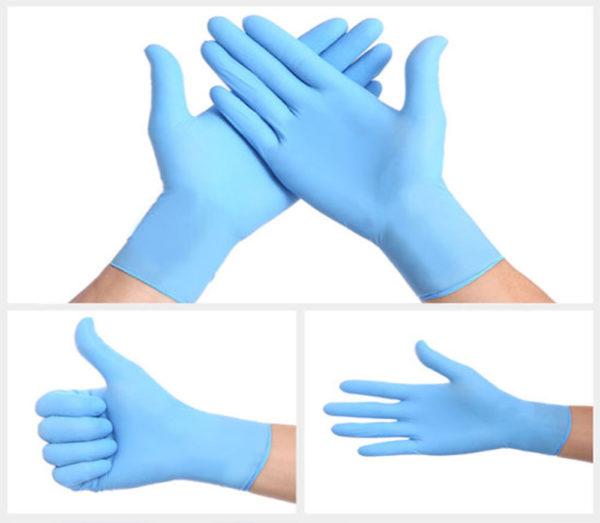 Nitrile Gloves 1